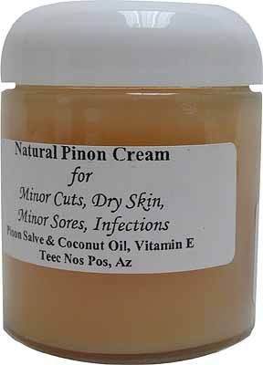Natural Pinon Cream Lg