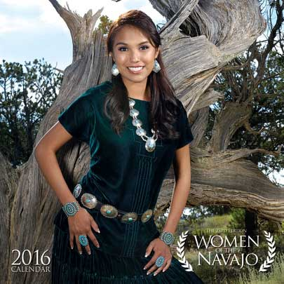 Women of the Navajo Calendar